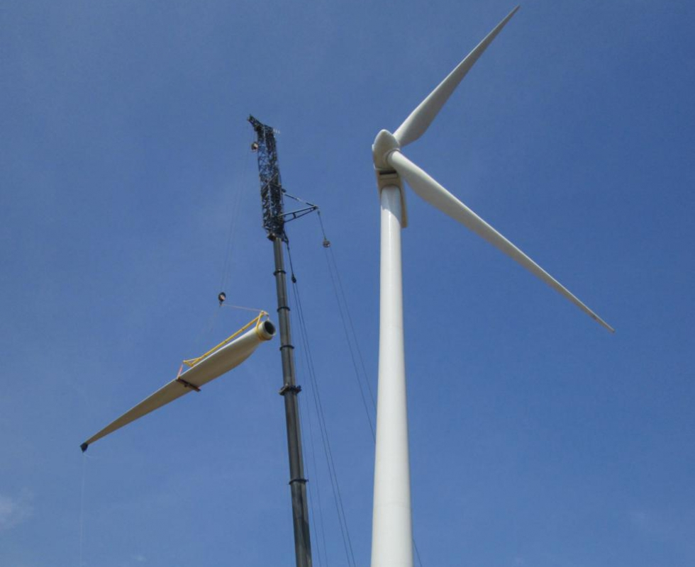 GES will install a 150MW wind farm in Mexico