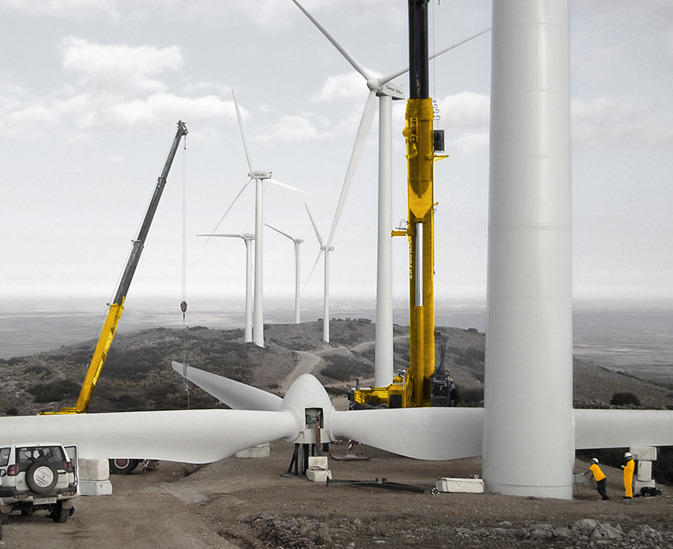 The global leader in construction and services for wind and solar